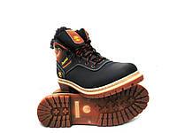 Ботинки мужские с натуральной кожи в стиле Timberland