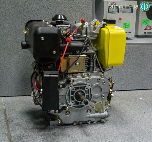 Дизельный двигатель Кентавр ДВС 410ДЭ фото 4