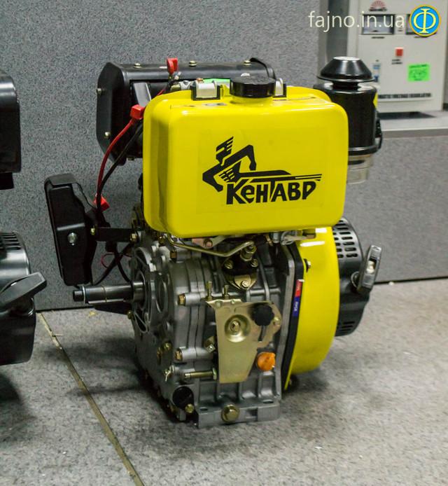 Дизельный двигатель Кентавр ДВС 410ДЭ фото 5