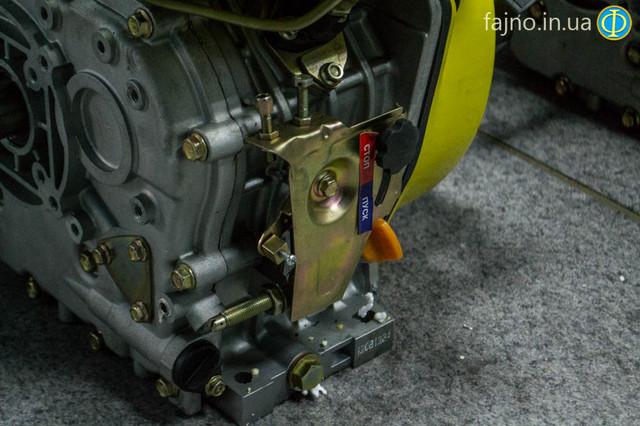 Дизельный двигатель Кентавр ДВС 410ДЭ фото 6