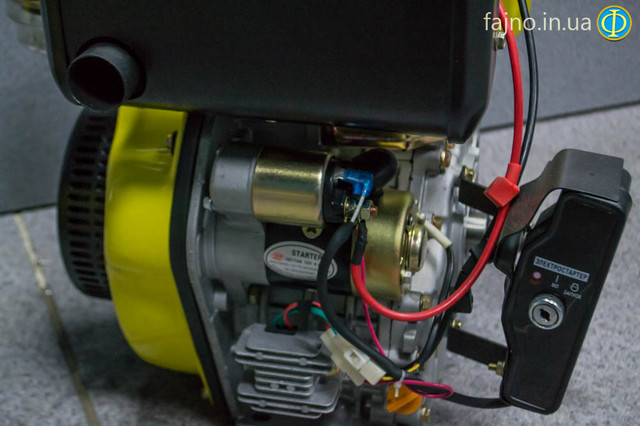 Дизельный двигатель Кентавр ДВС 410ДЭ фото 7