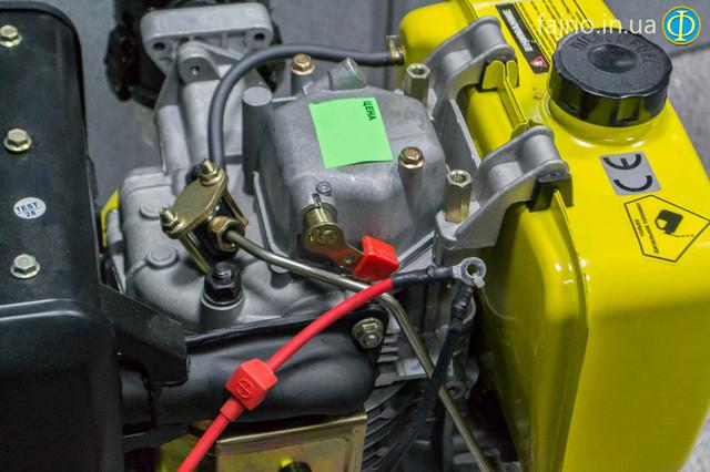 Дизельный двигатель Кентавр ДВС 410ДЭ фото 8