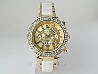 Часы Michael Kors браслет в стиле керамики
