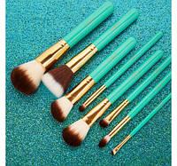 Набор кистей 8 шт для макияжа Illuminate by Ashley Tisdale 8 Piece Brush Set BH Cosmetics Оригинал