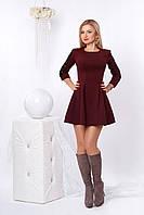 Платье женское молодежное № 960 размеры 42 44 46 48  (Б.О.Д.)