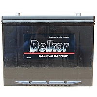 Delkor Аккумулятор Delkor 90D26L 80Aч R азия
