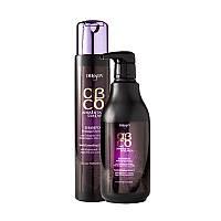 Dikson ArgaBeta ColShampoo Восстанавливающий шампунь для всех типов волос с маслом Аргана, коллагеном и камелией