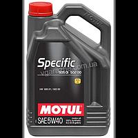Motul Motul Specific VW 505 01/502 00 5W-40 5л.