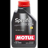 Motul Motul Specific VW 505 01/502 00 5W-40 1л.