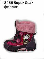 Красивые зимние сапоги для девочки мод 8466 пр-во Венгрия