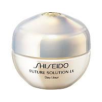 Shiseido Future Solution Дневной защитный крем для полного восстановления кожи Future Solution LX Daytime Protective Cream SPF15
