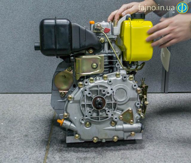 Дизельный двигатель Кентавр ДВС 300 ДШЛ фото 5