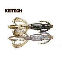 "Силикон Keitech Crazy Flapper 2.8"" (8шт)"