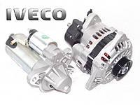 Стартер, генератор на Iveco (Ивеко). AS Poland - европейское качество новых запчастей.