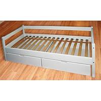 Одноярусная кровать Альбина