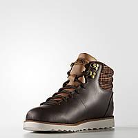 Мужские зимние ботинки  adidas cloudfoum rugged(Артикул:AW5228)