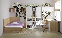 Детская мебель MEGAPOLIS 10