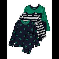 "Набор пижам ""Stars & Stripes'' для мальчиков от ТМ George"