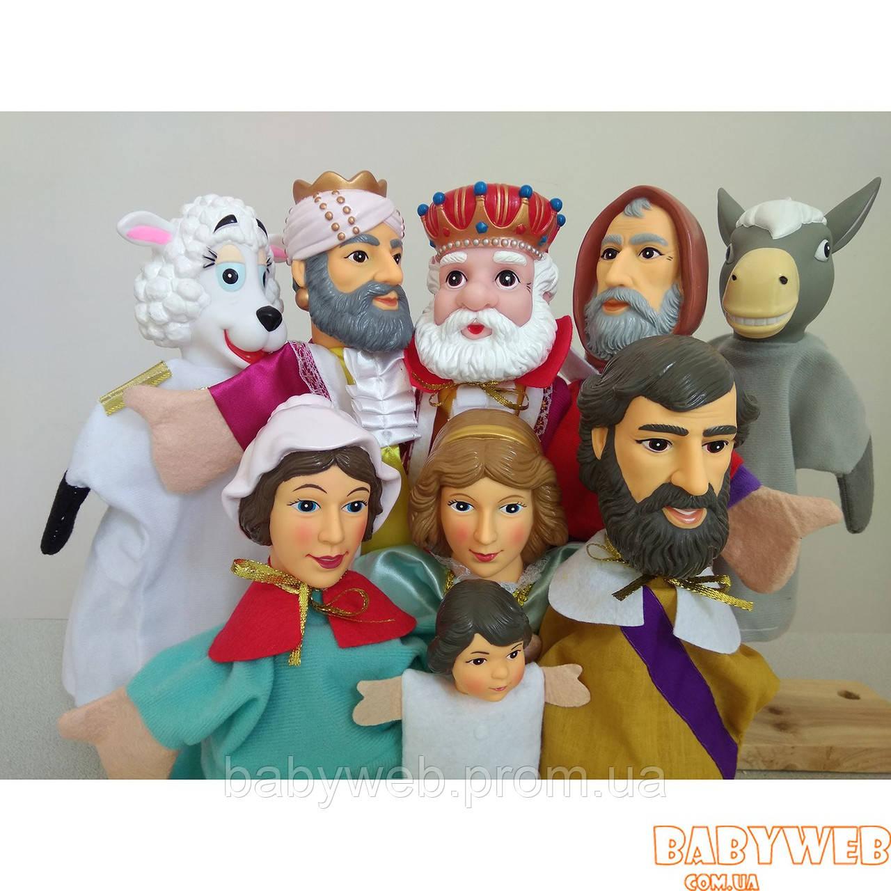Кукольный театр буратино