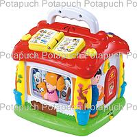 Детский теремок Joy Toy 9149 Говорящий домик