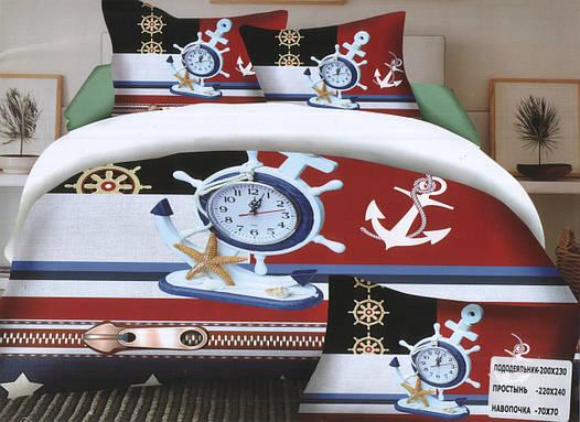 Комплект постельного белья (двуспальный) - № 730.2