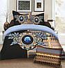 Комплект постельного белья (двуспальный) - № 737.2