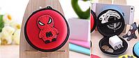 Чехол-сумка Человек-паук для наушников, зарядки телефона и разной мелочевки