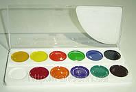 Краски акварельные 12 цветов Луч  Аквариум