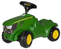 Трактор каталка  John Deere Rolly Toys  зеленый