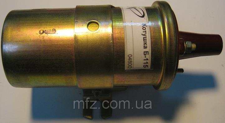 63-11 Катушка зажигания Б115В-