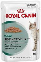Royal Canin (Роял Канин) Консерва для кошек Instinctive+7 85гр (старше 7 лет)