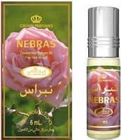 Духи на масляной основе с розой Nebras