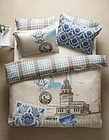 Комплект постельного белья Karaca Home City Istanbul
