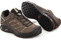 Кроссовки мужские SALOMON X OVER D941 коричневые