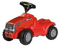 Трактор каталка Rolly Toys  для малышей Minitrac Case CVX 1170 красный