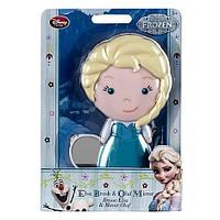 Холодное сердце расческа с зеркальцем эксклюзив от Дисней / Disney Frozen Brush and Mirror Set