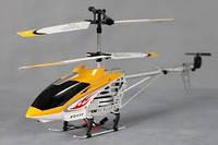 Радиоуправляемый вертолет большой 42 см FQ 777-505 для полетов на улице и в помещении