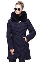 Модная зимняя женская куртка Дэнна