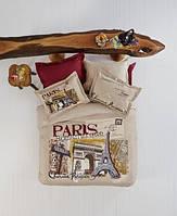 Комплект постельного белья со стеганым пододеяльником  Karaca Home City Romantic