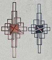 Часы кованные декоративные