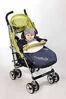 Меховой конверт в коляску 0306 (в ассортименте), Baby Breeze