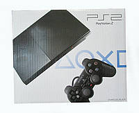 Игровая приставка Sony PlayStation 2 SCPH-90008 slim