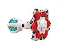 """Игрушка грызунок-погремушка """"Цветочек Старри"""" для детей с рождения ТМ Tiny Love 1107500458"""