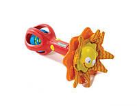 """Игрушка грызунок-погремушка """"Подсолнух"""" для детей с рождения ТМ Tiny Love 1105400458"""