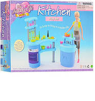 "Мебель для кукол ""Gloria"" кухня 2916"