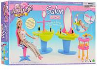 """Мебель для куклы """"Gloria"""" - Салон красоты 2919"""