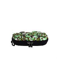 """Пенал для школы """"LedLox Pencil Case"""" ТМ MadPax Камуфляж зеленый KZ24484105"""