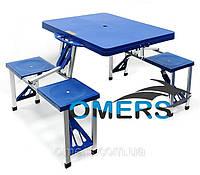 Раскладной пластиковый стол трансформер
