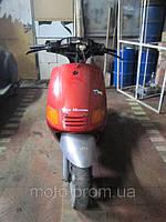 Скутер, мопед, мотороллер Piaggio Zip 50 93 год б.у. продам пробег 7163 км