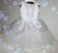 Красивое,нарядное  платье для девочки 2-5 лет  (корсет)